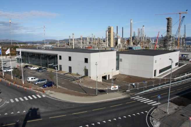 CO2 Technology Centre Mongstad