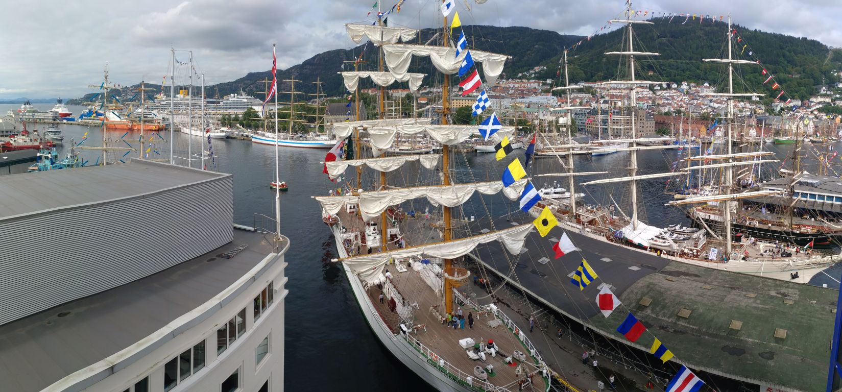 The Tall Ships Races 2019