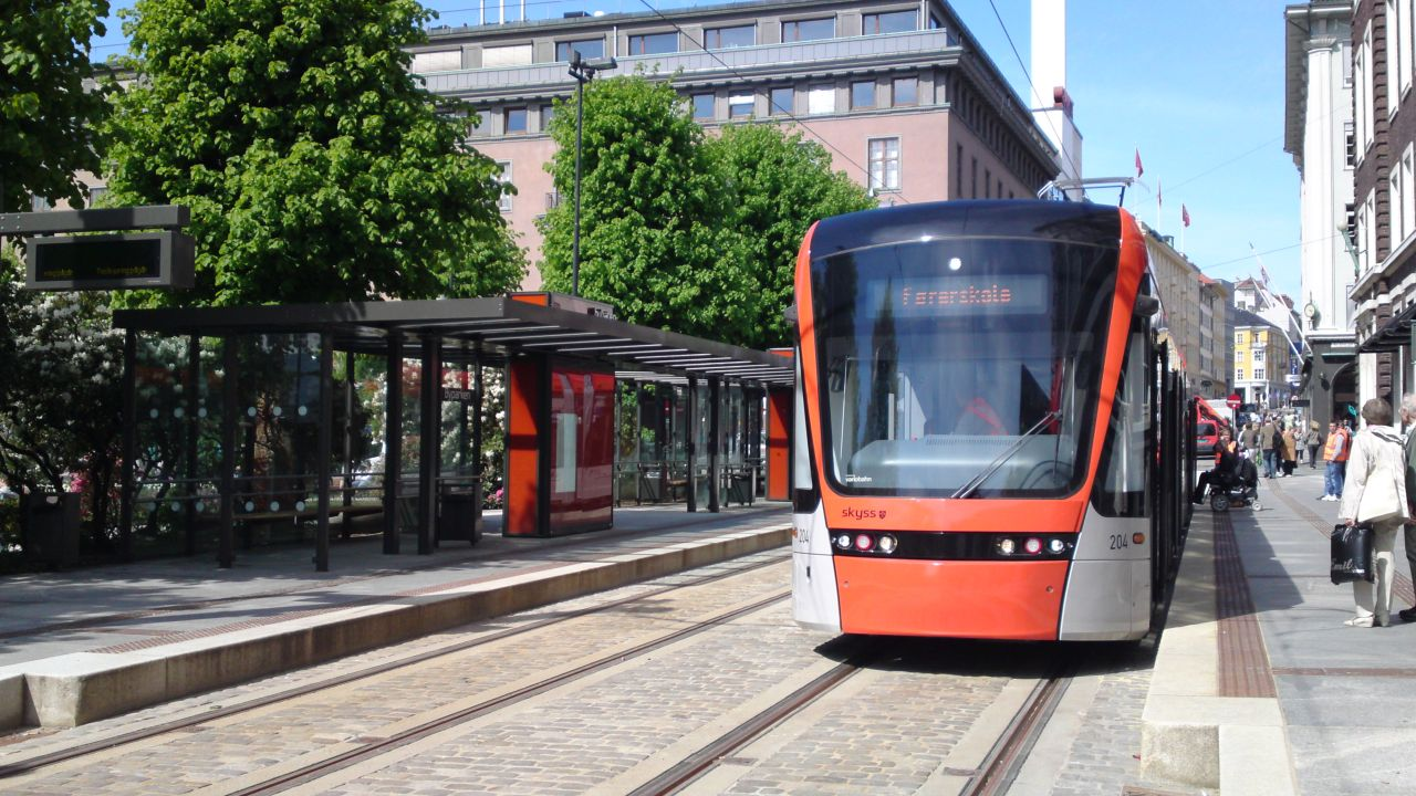 LIGHTRAIL WORLDWIDE PROJECT OF THE YEAR